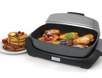 Wolfgang Puck WPER0010 Electric Combination Skillet, Roaster, and Fryer